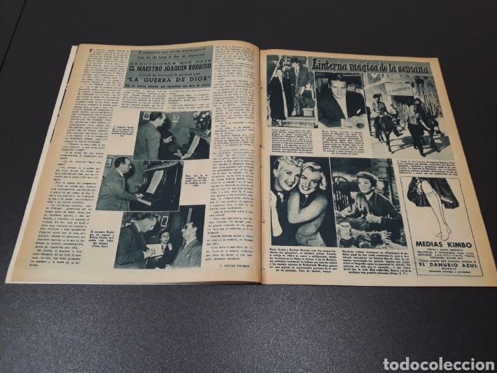 Cine: ANA ESMERALDA, AVA GARDNER, VIVIEN LEIGH, JEAN COCTEAU. N° 652. 12/04/1953. - Foto 5 - 183396570