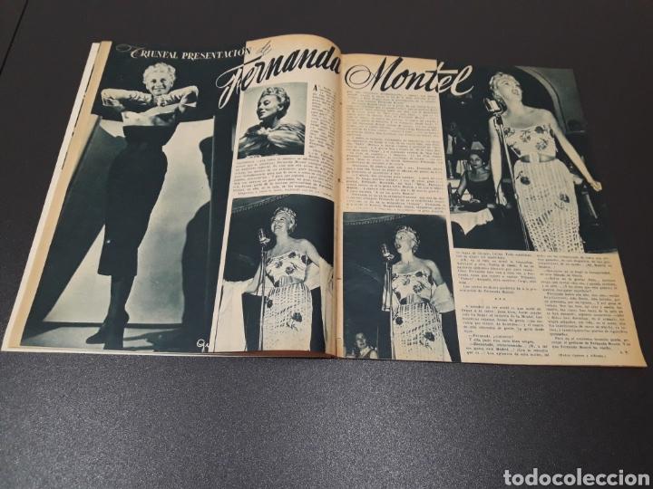 Cine: ANA ESMERALDA, AVA GARDNER, VIVIEN LEIGH, JEAN COCTEAU. N° 652. 12/04/1953. - Foto 7 - 183396570