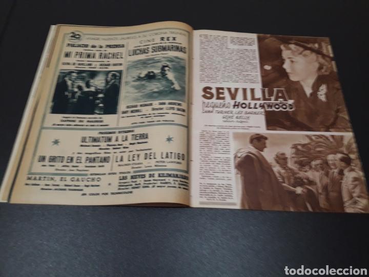 Cine: ANA ESMERALDA, AVA GARDNER, VIVIEN LEIGH, JEAN COCTEAU. N° 652. 12/04/1953. - Foto 8 - 183396570