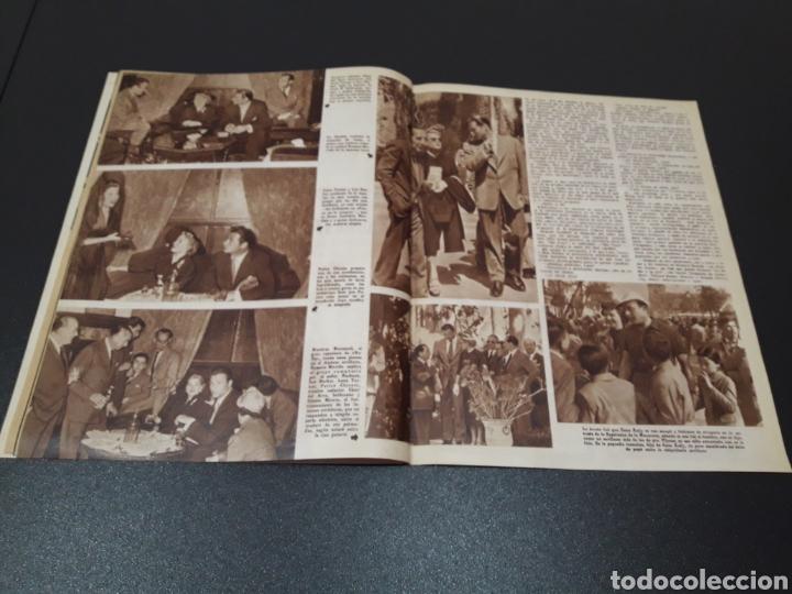 Cine: ANA ESMERALDA, AVA GARDNER, VIVIEN LEIGH, JEAN COCTEAU. N° 652. 12/04/1953. - Foto 9 - 183396570