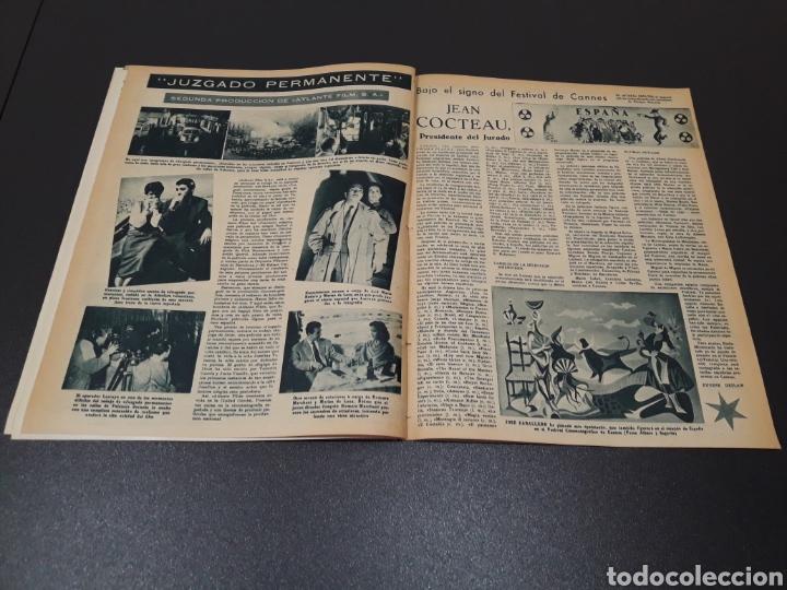 Cine: ANA ESMERALDA, AVA GARDNER, VIVIEN LEIGH, JEAN COCTEAU. N° 652. 12/04/1953. - Foto 11 - 183396570