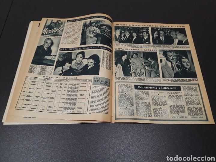 Cine: ANA ESMERALDA, AVA GARDNER, VIVIEN LEIGH, JEAN COCTEAU. N° 652. 12/04/1953. - Foto 12 - 183396570