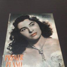 Cine: VIRGINIA DE MATOS, GARY COOPER, GENEVIEVE PAGE, DEAN MARTIN. N° 655. 03/05/1953.. Lote 183398068