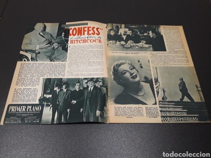Cine: ISSA PEREIRA, JEAN TISSIER, DANIELLE DARRIEUX, CHARLES BOYER. N° 660. 7/06/1953. - Foto 2 - 183402345