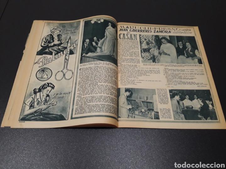 Cine: ISSA PEREIRA, JEAN TISSIER, DANIELLE DARRIEUX, CHARLES BOYER. N° 660. 7/06/1953. - Foto 6 - 183402345