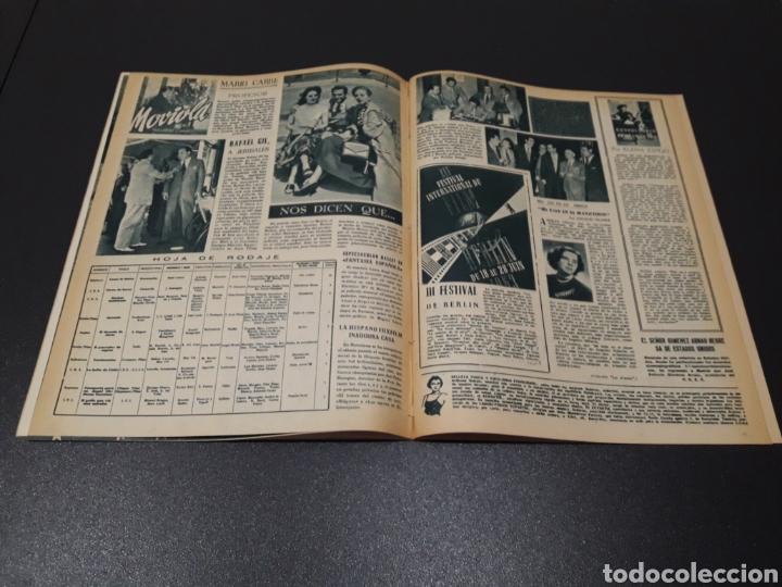 Cine: ISSA PEREIRA, JEAN TISSIER, DANIELLE DARRIEUX, CHARLES BOYER. N° 660. 7/06/1953. - Foto 12 - 183402345