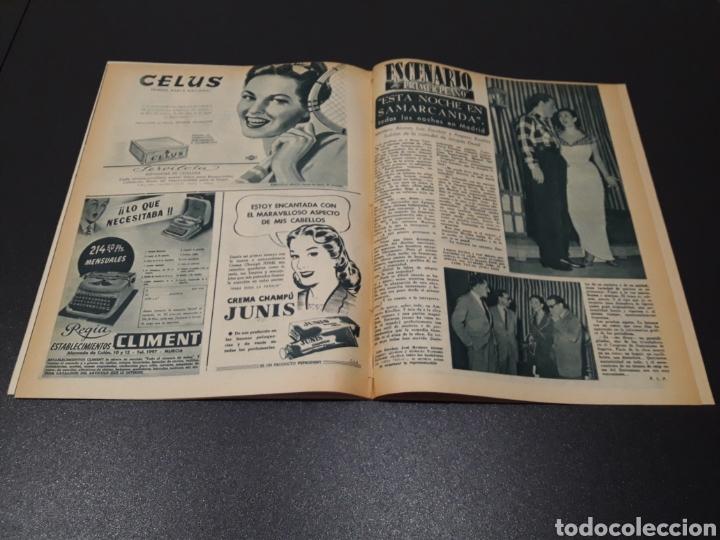 Cine: ISSA PEREIRA, JEAN TISSIER, DANIELLE DARRIEUX, CHARLES BOYER. N° 660. 7/06/1953. - Foto 13 - 183402345