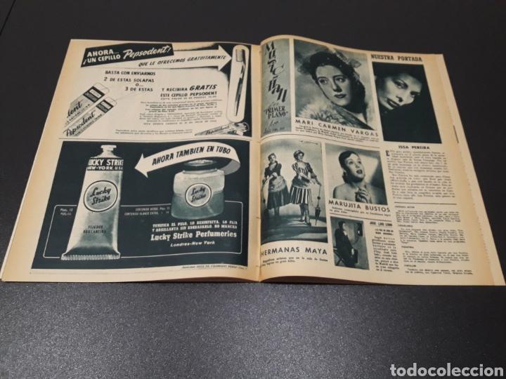 Cine: ISSA PEREIRA, JEAN TISSIER, DANIELLE DARRIEUX, CHARLES BOYER. N° 660. 7/06/1953. - Foto 14 - 183402345