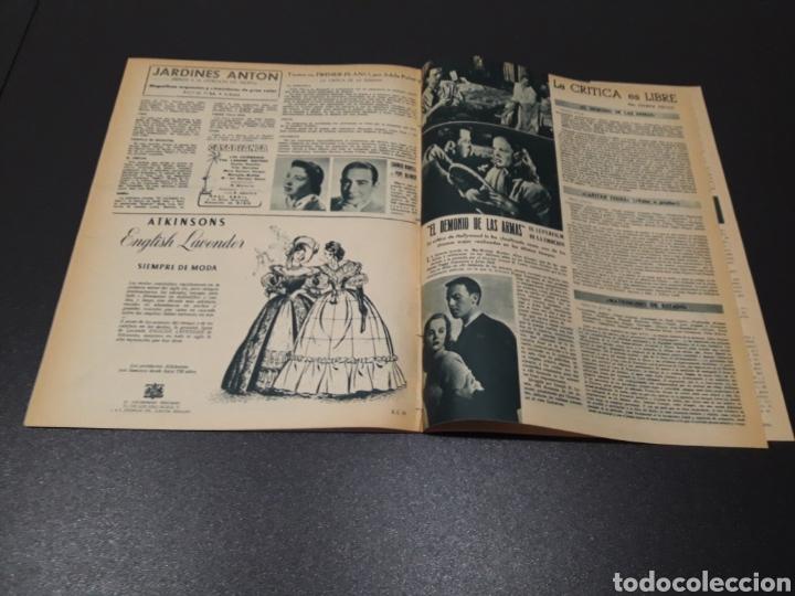 Cine: ISSA PEREIRA, JEAN TISSIER, DANIELLE DARRIEUX, CHARLES BOYER. N° 660. 7/06/1953. - Foto 15 - 183402345
