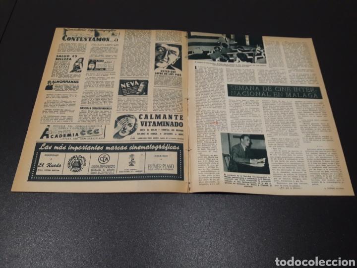 Cine: ISSA PEREIRA, JEAN TISSIER, DANIELLE DARRIEUX, CHARLES BOYER. N° 660. 7/06/1953. - Foto 16 - 183402345
