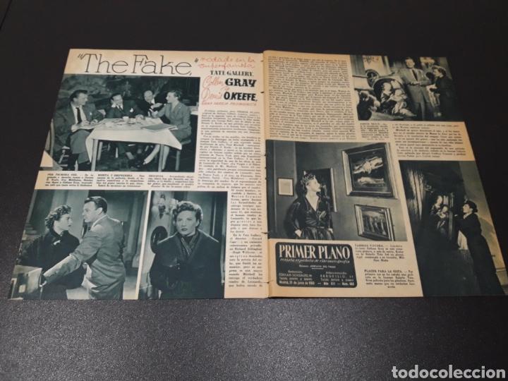 Cine: ASUNCION DE SANDE, CLAUDE LAYDU, MARLENE DIETRICH, GARY COOPER, ELENA MAYA. N° 662. 21/06/1953. - Foto 2 - 183404201