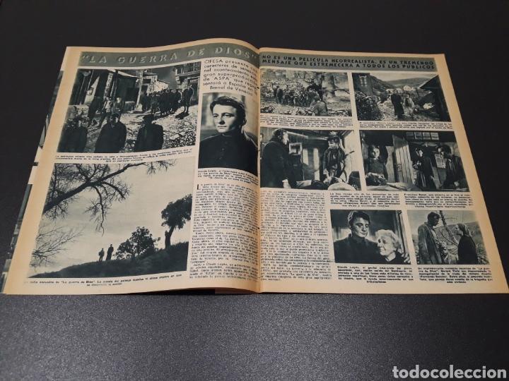 Cine: ASUNCION DE SANDE, CLAUDE LAYDU, MARLENE DIETRICH, GARY COOPER, ELENA MAYA. N° 662. 21/06/1953. - Foto 4 - 183404201
