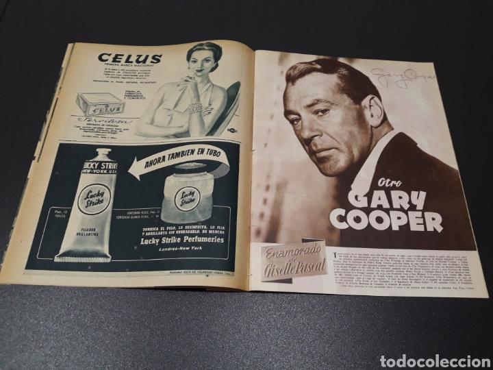 Cine: ASUNCION DE SANDE, CLAUDE LAYDU, MARLENE DIETRICH, GARY COOPER, ELENA MAYA. N° 662. 21/06/1953. - Foto 8 - 183404201