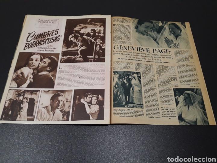 Cine: ASUNCION DE SANDE, CLAUDE LAYDU, MARLENE DIETRICH, GARY COOPER, ELENA MAYA. N° 662. 21/06/1953. - Foto 10 - 183404201