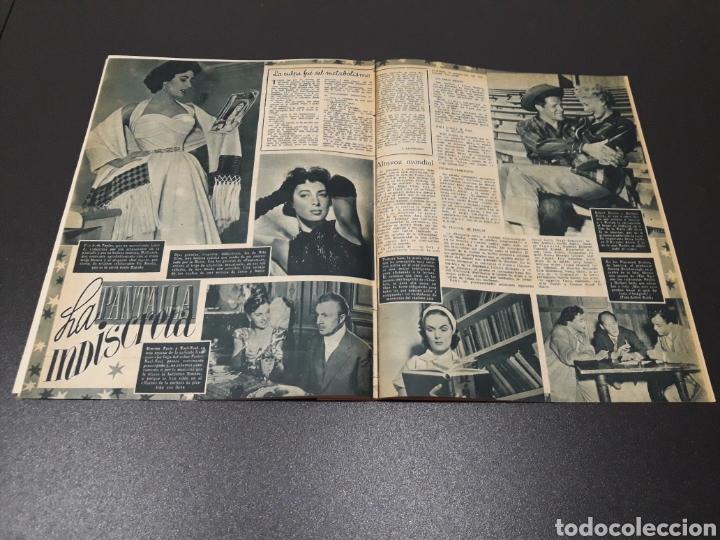 Cine: ASUNCION DE SANDE, CLAUDE LAYDU, MARLENE DIETRICH, GARY COOPER, ELENA MAYA. N° 662. 21/06/1953. - Foto 11 - 183404201
