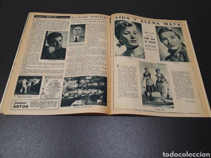 Cine: ASUNCION DE SANDE, CLAUDE LAYDU, MARLENE DIETRICH, GARY COOPER, ELENA MAYA. N° 662. 21/06/1953. - Foto 14 - 183404201