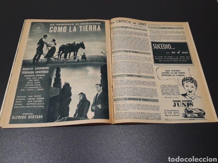 Cine: ASUNCION DE SANDE, CLAUDE LAYDU, MARLENE DIETRICH, GARY COOPER, ELENA MAYA. N° 662. 21/06/1953. - Foto 15 - 183404201