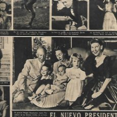 Cine: AÑO 1952 EISENHOVER URBANISMO BARCELONA CASTELLBLANCH CHARTREUSE PABLO SORELL CALDES CATEDRAL VALLES. Lote 10874377