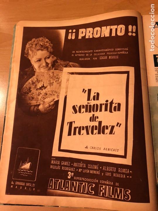Cine: Cinegramas 80 marzo 1936.marta eggerth Brigitte helm norma shearer charlie chaplin charlot - Foto 7 - 183427632