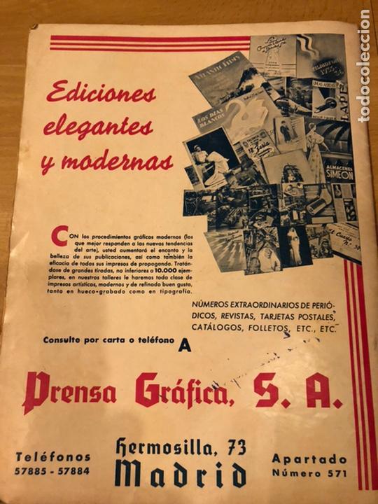 Cine: Cinegramas 80 marzo 1936.marta eggerth Brigitte helm norma shearer charlie chaplin charlot - Foto 13 - 183427632