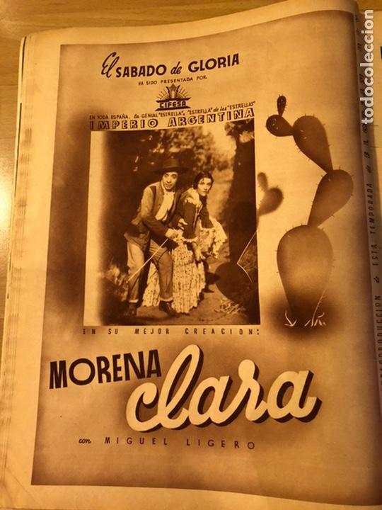 Cine: Cinegramas 83 abril 1936.marlene Dietrich deseo.claire trevor.morena clara Imperio Argentina - Foto 3 - 183429887