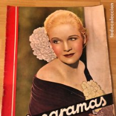 Cine: CINEGRAMAS 97 1936.ANN HARDING.RONALD COLMAN.CAROLE LOMBARD.ROSITA DÍAZ GIMENO. Lote 183431651
