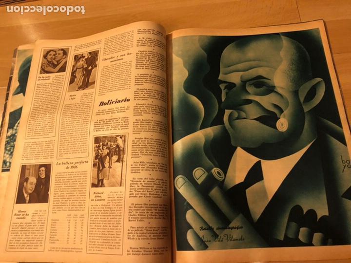 Cine: Cinegramas 94.carole lombard.historia de dos ciudades.claudette colbert - Foto 7 - 183433372