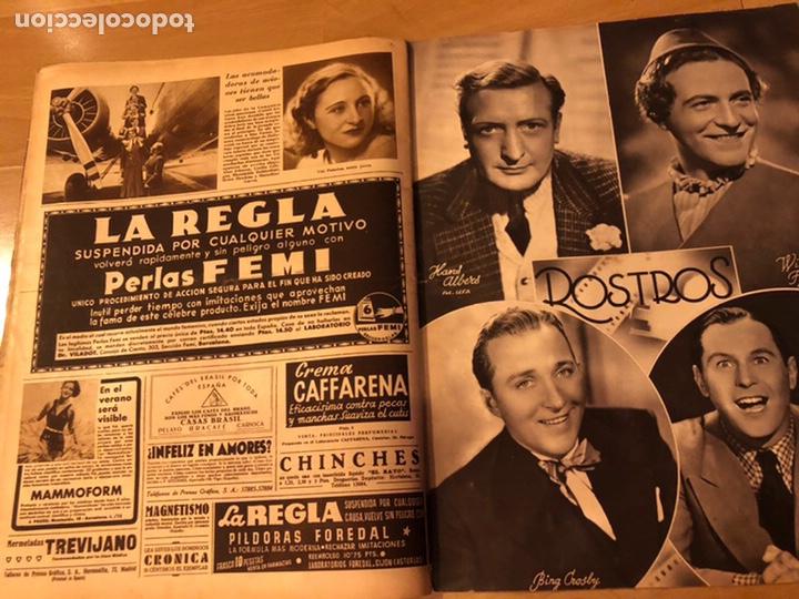 Cine: Cinegramas 94.carole lombard.historia de dos ciudades.claudette colbert - Foto 8 - 183433372