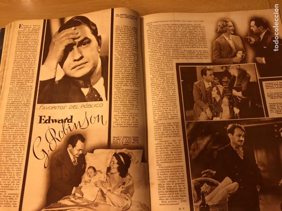 Cine: Cinegramas 81.imperio argentina.marlene Dietrich.edward g robinson.anna pavlova.harold lloyd - Foto 8 - 183433671
