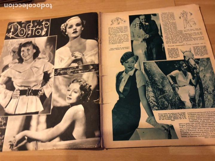 Cine: Cinegramas Gail patrick.marlene Dietrich gary cooper deseo.conchita Montenegro - Foto 6 - 183439141
