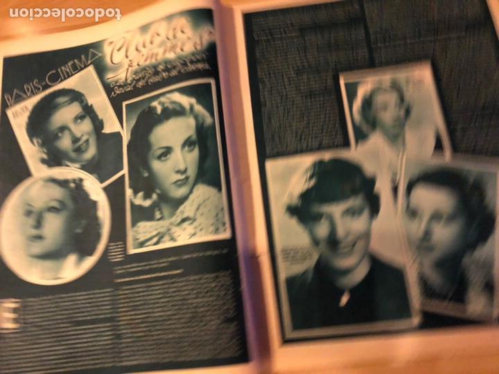Cine: Cinegramas Gail patrick.marlene Dietrich gary cooper deseo.conchita Montenegro - Foto 7 - 183439141