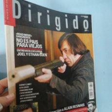 Cine: DIRIGIDO POR N. 375. FEBRERO 2008. Lote 183467996