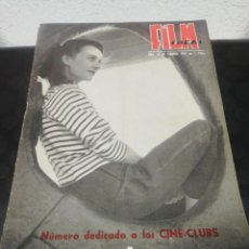 Cine: FILM IDEAL N. 16. FEBRERO 1958. Lote 183553403