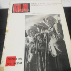 Cine: FILM IDEAL N. 21-22. JULIO-AGOSTO 1958. Lote 183553531