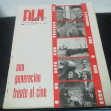 Cine: FILM IDEAL N. 31. MAYO 1959. Lote 183553600