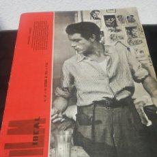 Cine: FILM IDEAL N. 57. OCTUBRE 1960. Lote 183553828