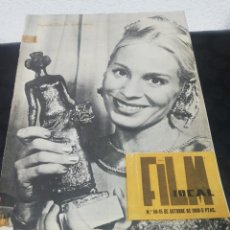 Cine: FILM IDEAL N. 58. OCTUBRE 1960. Lote 183553873