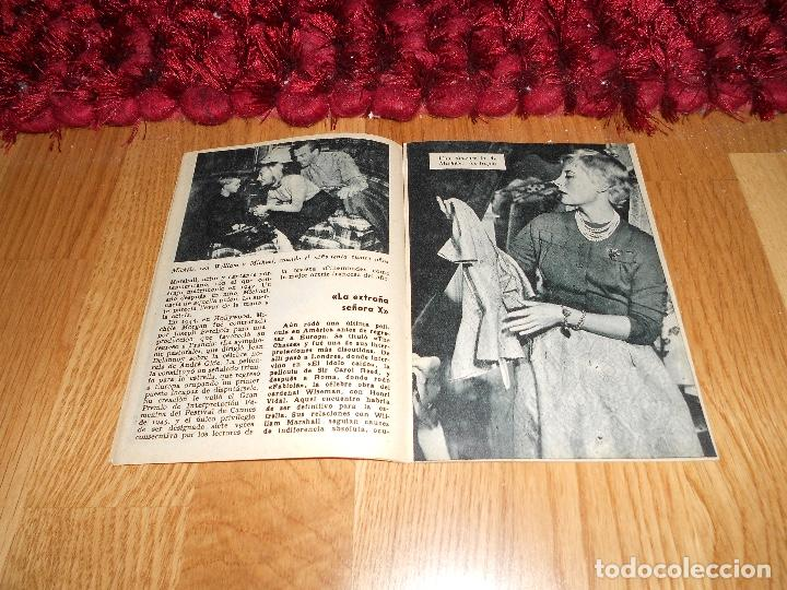 Cine: Idolos del Cine nº 53 - Michele Morgan - 1958 - Foto 3 - 183568492