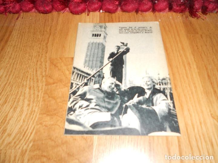 Cine: Idolos del Cine nº 53 - Michele Morgan - 1958 - Foto 4 - 183568492