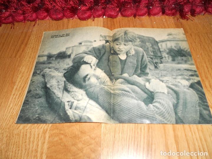 Cine: Giulietta masina - coleccion idolos del cine nº 41 año 1958 - Foto 3 - 183568795