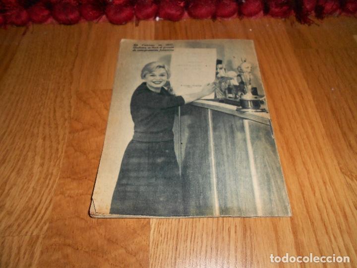 Cine: Giulietta masina - coleccion idolos del cine nº 41 año 1958 - Foto 4 - 183568795
