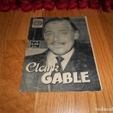 Cine: COLECCION IDOLOS DEL CINE, CLARK GABLE, Nº 56. Lote 183569940