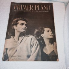 Cine: PRIMER PLANO REVISTA ESPAÑOLA DE CINEMATOGRÁFIA. AÑO 1941 NÚMERO 15.. Lote 183605136