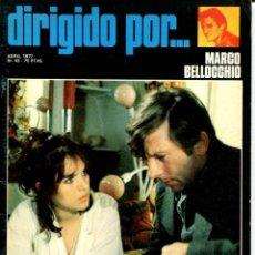 Cine: REVISTA DIRIGIDO POR, Nº 43. CON GEORGE CUKOR.. Lote 183614470