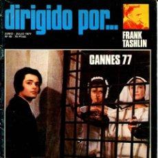 Cine: REVISTA DIRIGIDO POR, Nº 45. CON SAURA.. Lote 183615492