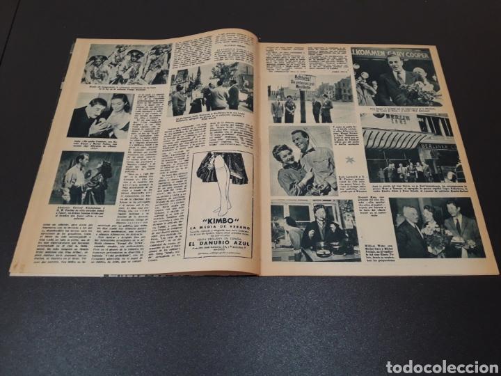 Cine: MAYTE PARDO, MICHELLE MORGAN, GARY COOPER, AVA GARDNER, ANN BLYTH. N° 664. 05/07/1953. - Foto 4 - 183662668