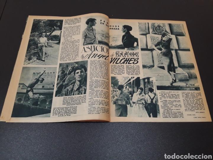 Cine: MAYTE PARDO, MICHELLE MORGAN, GARY COOPER, AVA GARDNER, ANN BLYTH. N° 664. 05/07/1953. - Foto 6 - 183662668