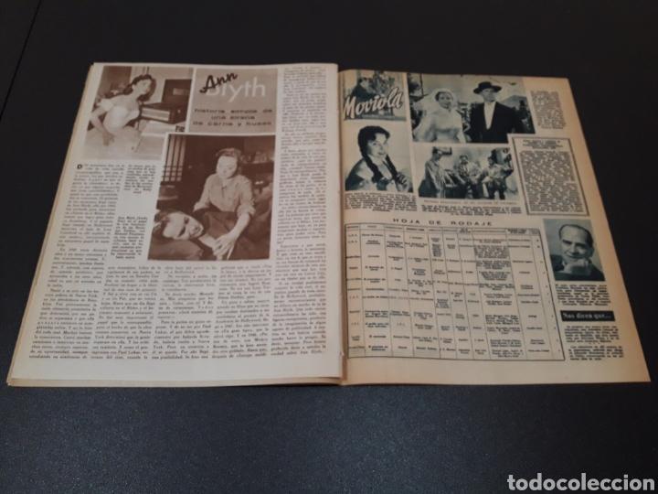 Cine: MAYTE PARDO, MICHELLE MORGAN, GARY COOPER, AVA GARDNER, ANN BLYTH. N° 664. 05/07/1953. - Foto 10 - 183662668