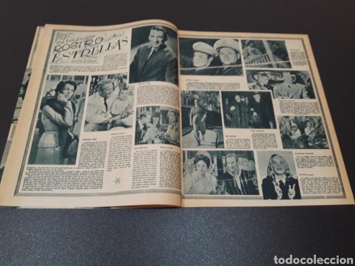 Cine: AURORA BAUTISTA, MARIO CABRE, CLAIRE BOOM, GEORGE RAFT. N° 665. 12/07/1953. - Foto 4 - 183663312