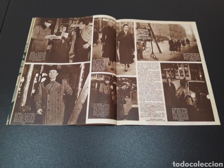 Cine: AURORA BAUTISTA, MARIO CABRE, CLAIRE BOOM, GEORGE RAFT. N° 665. 12/07/1953. - Foto 9 - 183663312